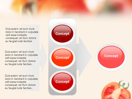 Tomato PowerPoint Template Slide 11