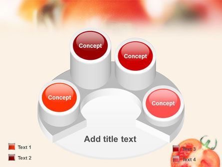 Tomato PowerPoint Template Slide 12