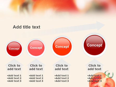 Tomato PowerPoint Template Slide 13