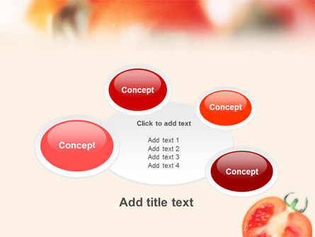 Tomato PowerPoint Template Slide 16