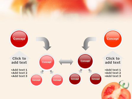 Tomato PowerPoint Template Slide 19