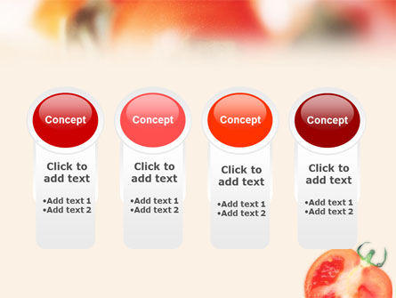 Tomato PowerPoint Template Slide 5