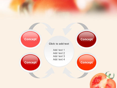 Tomato PowerPoint Template Slide 6