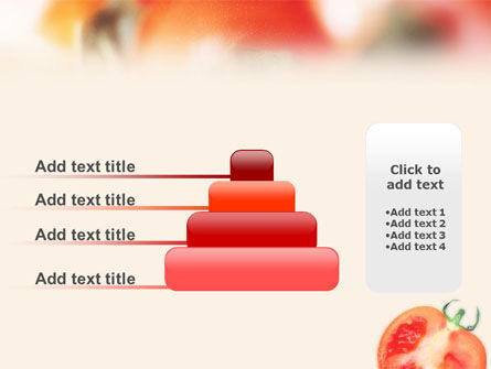 Tomato PowerPoint Template Slide 8
