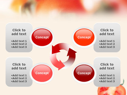Tomato PowerPoint Template Slide 9