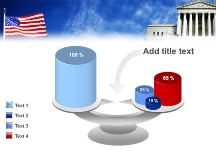 Supreme Court PowerPoint Template Slide 10