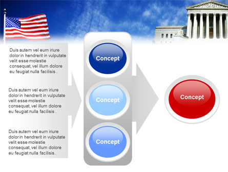 Supreme Court PowerPoint Template Slide 11