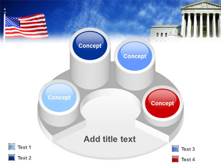Supreme Court PowerPoint Template Slide 12