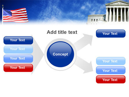 Supreme Court PowerPoint Template Slide 14