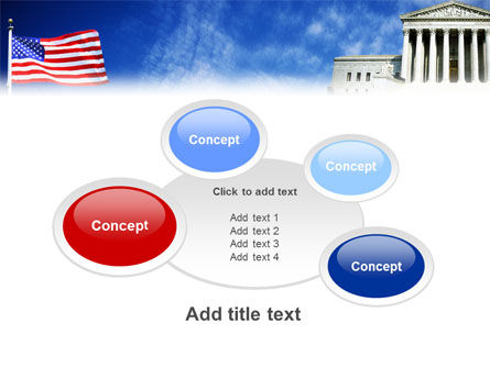 Supreme Court PowerPoint Template Slide 16