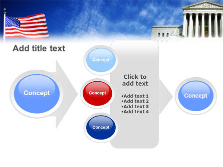 Supreme Court PowerPoint Template Slide 17