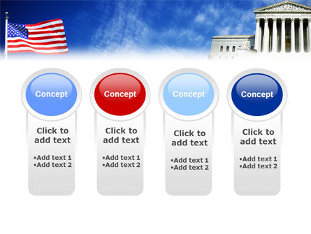 Supreme Court PowerPoint Template Slide 5