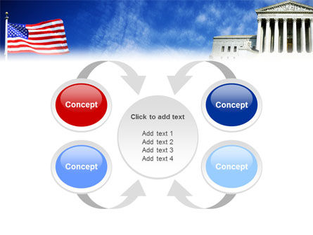 Supreme Court PowerPoint Template Slide 6