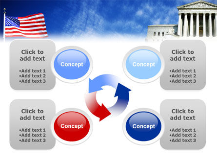 Supreme Court PowerPoint Template Slide 9
