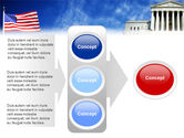 Supreme Court PowerPoint Template#11