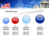 Supreme Court PowerPoint Template#13