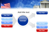 Supreme Court PowerPoint Template#14