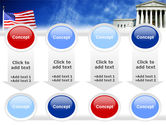 Supreme Court PowerPoint Template#18