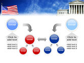 Supreme Court PowerPoint Template#19