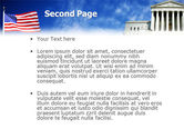 Supreme Court PowerPoint Template#2