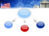 Supreme Court PowerPoint Template#4