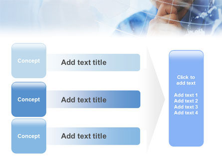 Look At The World PowerPoint Template Slide 12