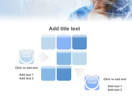 Look At The World PowerPoint Template Slide 16