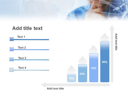 Look At The World PowerPoint Template Slide 8