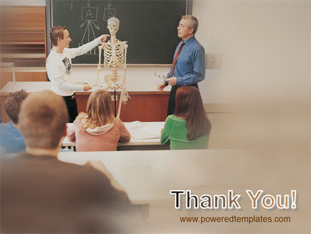 Anatomy Class PowerPoint Template Slide 20