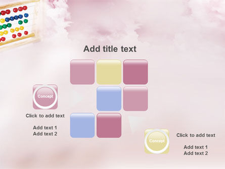 Baby Learning PowerPoint Template Slide 16