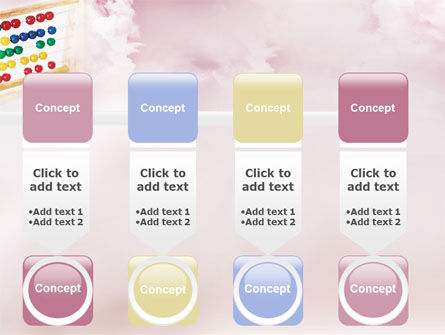 Baby Learning PowerPoint Template Slide 18