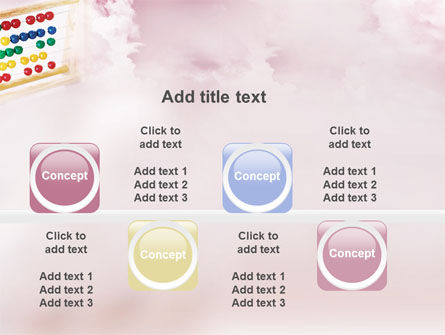 Baby Learning PowerPoint Template Slide 19