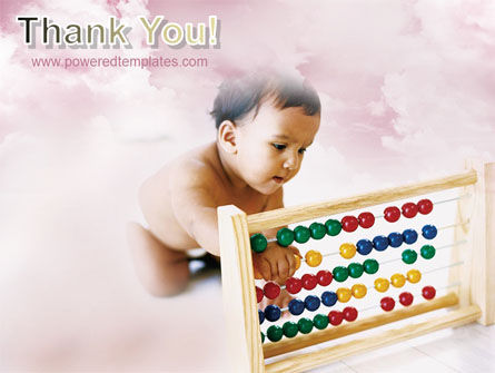 Baby Learning PowerPoint Template Slide 20
