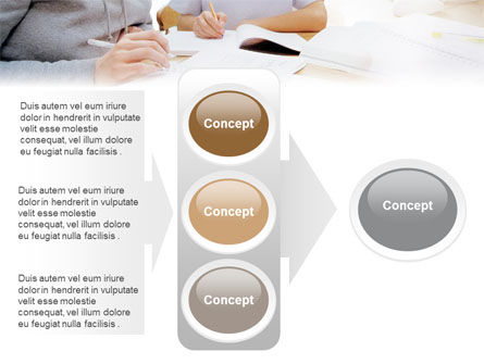 Homework PowerPoint Template Slide 11