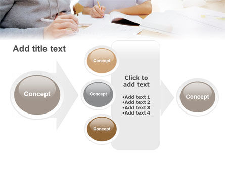 Homework PowerPoint Template Slide 17