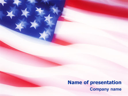 Flag of the united states of america powerpoint template flag of the united states of america powerpoint template 01851 flagsinternational toneelgroepblik Image collections