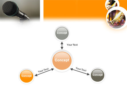 Music Concert PowerPoint Template Slide 14
