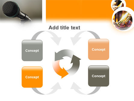 Music Concert PowerPoint Template Slide 6
