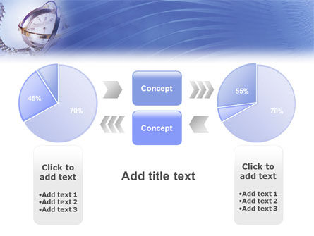 Transient Time PowerPoint Template Slide 11