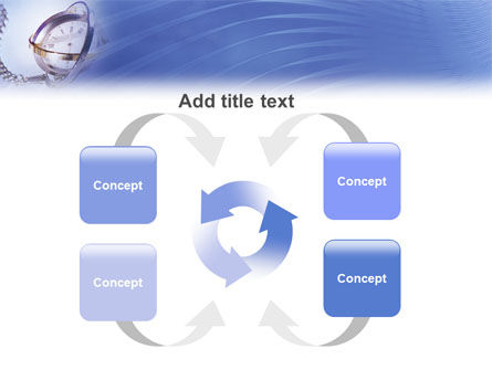 Transient Time PowerPoint Template Slide 6