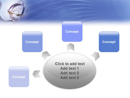 Transient Time PowerPoint Template Slide 7