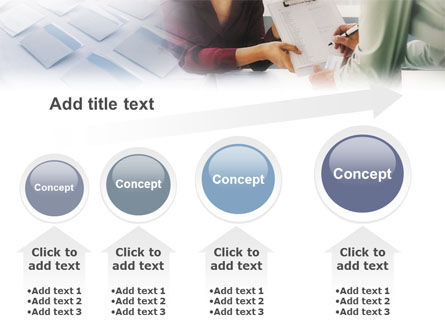 Personal Secretary PowerPoint Template Slide 13