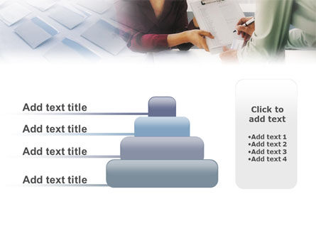 Personal Secretary PowerPoint Template Slide 8