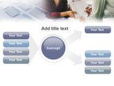 Personal Secretary PowerPoint Template#14