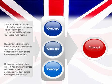 British Flag PowerPoint Template Slide 11