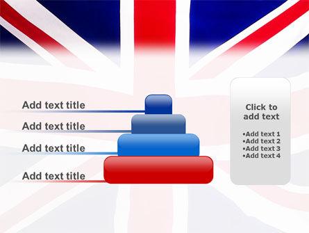 British Flag PowerPoint Template Slide 8
