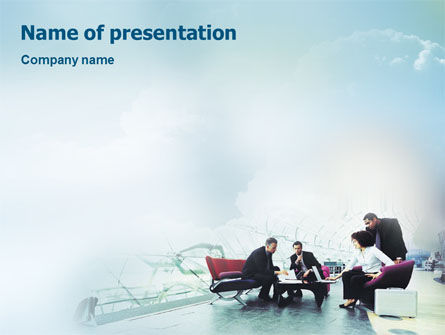 Business Collaboration PowerPoint Template