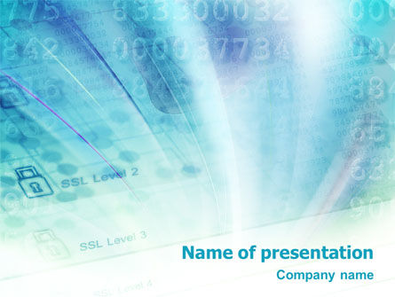 Data Security PowerPoint Template