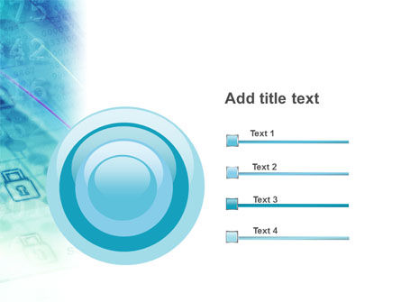 Data Security PowerPoint Template Slide 9