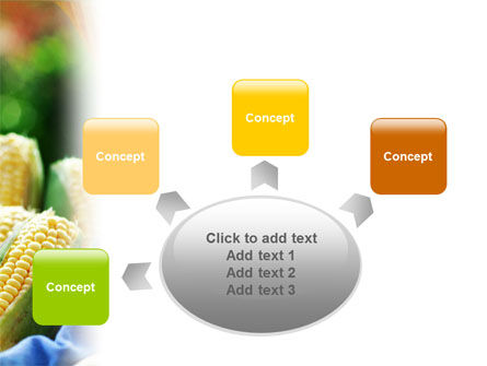 Corn PowerPoint Template Slide 7